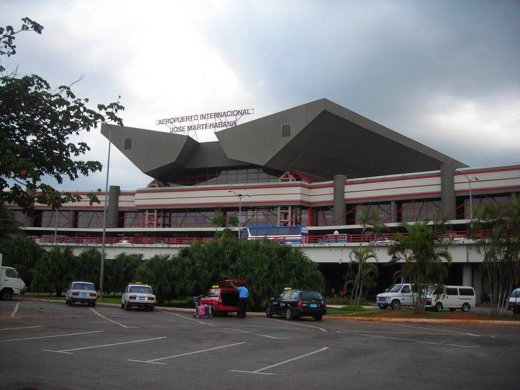 Aeropuerto-José-Martí-Habana