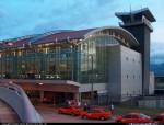 Transporte y desplazamiento en el Aeropuerto Juan Santamaria - autor