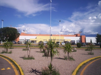 Aeropuerto Internacional Guadalupe Victoria