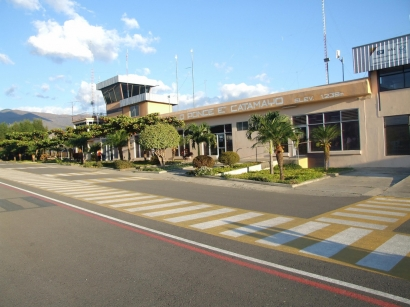 Aeropuerto Camilo Ponce Enríquez – Loja