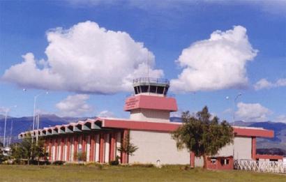 Aeropuerto Coronel FAP Alfredo Mendivil Duarte