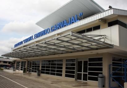 Aeropuerto Edmundo Carvajal