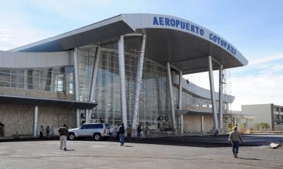 Aeropuerto Internacional Cotopaxi-Latacunga