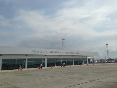 Aeropuerto Internacional Eloy Alfaro – Manta