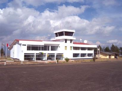 Aeropuerto de Chachapoyas