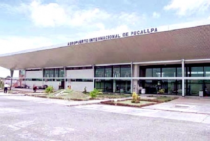 Aeropuerto de Pucallpa