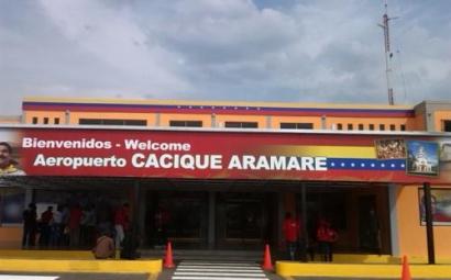 Aeropuerto Nacional de Puerto Ayacucho