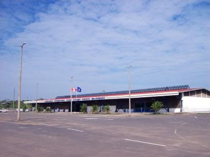 Aeropuerto de Puerto Maldonado
