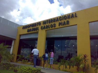 Aeropuerto de Puerto Ordaz