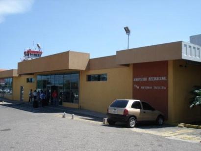 Aeropuerto de San Antonio del Táchira