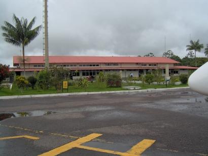Aeropuerto Internacional de Tabatinga