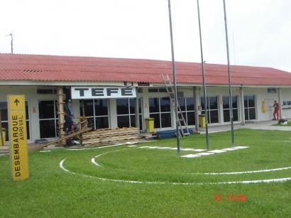 Aeropuerto Regional de Tefé