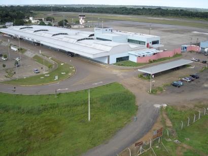 Aeropuerto Governador Jorge Teixeira