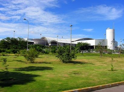 Aeropuerto Internacional Pinto Martins