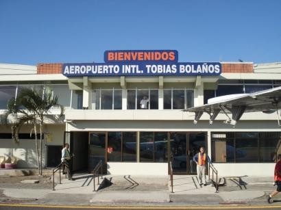 Aeropuerto INTL. Tobias Bolaños