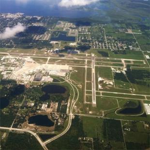 Aeropuerto Internacional Sanford