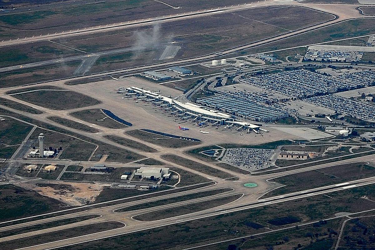 Aeropuerto Internacional De Austin Bergstrom Aus
