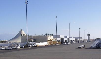 Aeropuerto Internacional de Hurghada