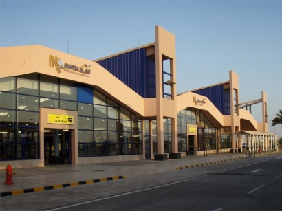 Aeropuerto Internacional de Marsa Alam