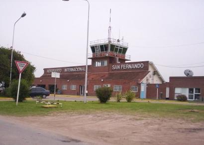 Aeropuerto Internacional de San Fernando