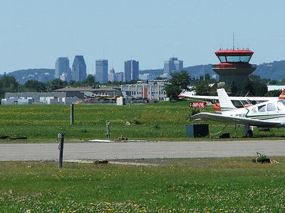 Aeropuerto de Montreal Saint Hubert