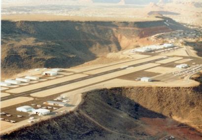 Aeropuerto Municipal de St. George