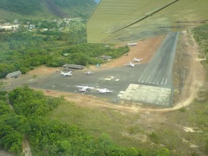 Aeropuerto Parque Nacional de Canaima