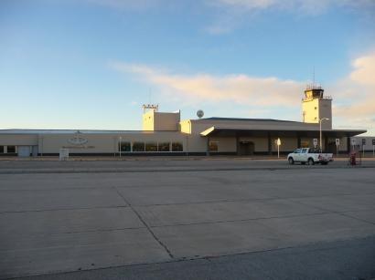 Aeropuerto internacional de Rio Grande