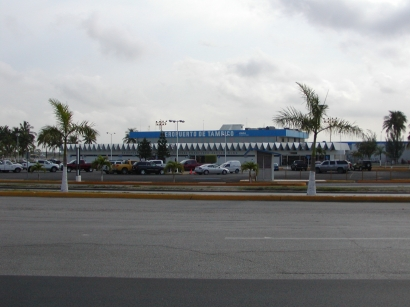 Aeropuerto Internacional General Francisco Javier Mina