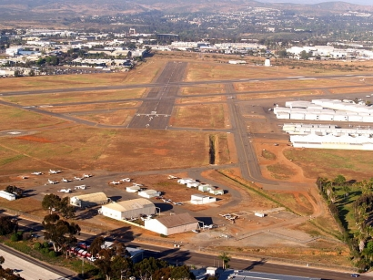 Aeropuerto de Montgomery Field