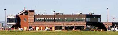 Aeropuerto de Grande Prairie