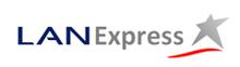 Lan Express logo