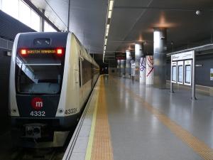 Aeropuerto de Valencia: Metro