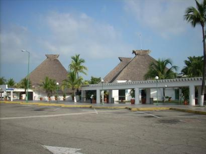 Aeropuerto Internacional de Bahías de Huatulco (HUX)
