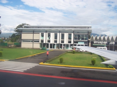 Aeropuerto de Uruapan