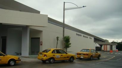 Aeropuerto Internacional El Edén