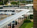 Transporte y desplazamientos en el Aeropuerto de Marco Polo