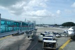 Compañías aéreas y destinos en el Aeropuerto de Tocumen - autor