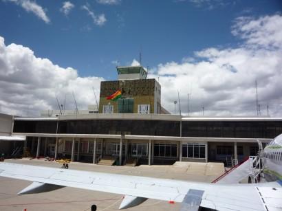 Aeropuerto Internacional El Alto - Bolivia