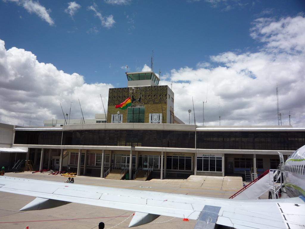 La Paz Bolivia Airport Hotel