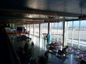 Instalaciones del Aeropuerto de Orly, Paris