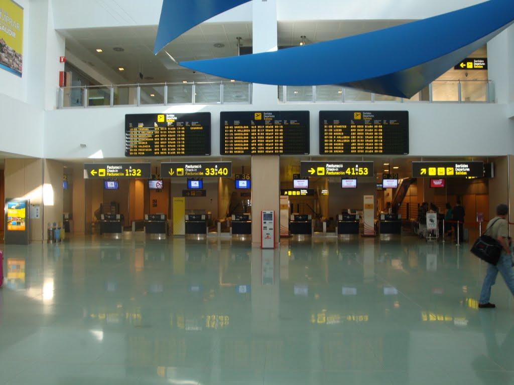 Aeroporto Ibiza : Aeropuerto de ibiza ibz aeropuertos