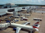 passengers diverted from Gatwick Airport