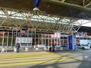 Transporte y desplazamiento en el Aeropuerto de Ginebra
