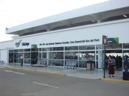 Aeropuerto Internacional de Chiclayo José A. Quiñones