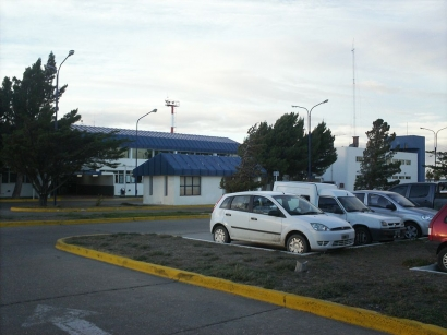 Aeropuerto Internacional General Enrique Mosconi