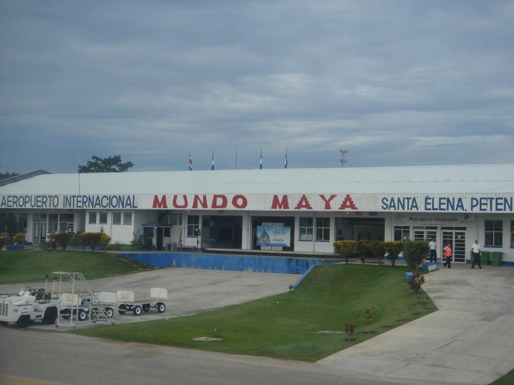 Aeropuerto Internacional Guatemala Aeropuerto Internacional Mundo