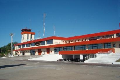 Aeropuerto Internacional Santiago de Cuba
