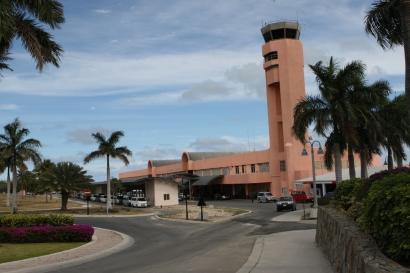 Aeropuerto Internacional de Antigua y Barbuda