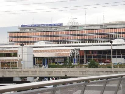 Aeropuerto Internacional de Ginebra